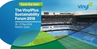 The VinylPlus Sustainability Forum 2018: Save the dates!