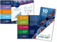 Now available the leaflet 10 reasons to choose PVC cables