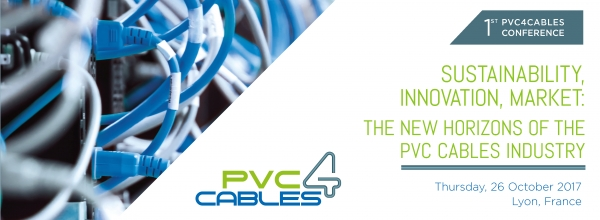 PVC4Cables Conference to debate hot topics