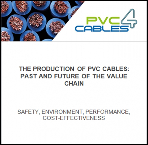The production of PVC cables: past and future of the value chain
