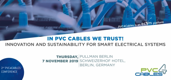In PVC cables we trust! 2nd PVC4Cables Conference